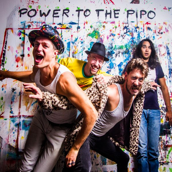 Power to the Pipo Atelier